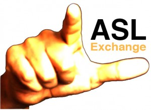 ASL Exchange Logo